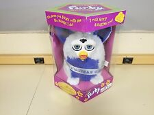 Nos Electronic Furby Millenium Edition 2000 Silver Blue Furby New in Box 70-894