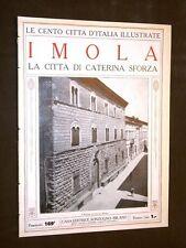 Imola, la città di Caterina Sforza - Le Cento Città d'Italia illustrate