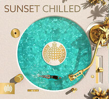 Sunset Chilled Ministry of Sound 3 CD Set Various Artists - Release 2017