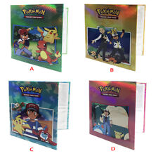New Pokemon Cards Album Book List Card Collectors Holder 240Pcs Hard Case