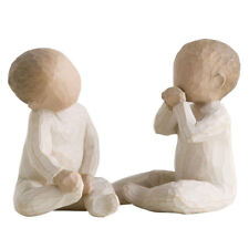 Willow Tree Two Together Figurine  26188 Twins 2 Babies in Branded Gift Box