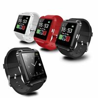 Bluetooth Smart Wrist Watch Phone Mate For IOS Android iPhone Samsung HTC LG SS