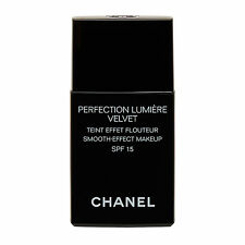 Chanel Perfection Lumiere Velvet Smooth-Effect Makeup SPF15 30ml Color 20 NEW