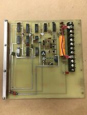 Bandit CNC Thread/IPR Encoder Board 214 015 01D Pulled from Working Machine