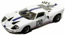 #130 Ford GT40 1967 Discontinued #A187 Fly 1/32nd Scale Slot Car NIB