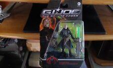 Hasbro GI Joe The Rise Of The Cobra Figure Cobra Commander