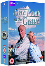 ONE FOOT IN THE GRAVE - Complete Series 1-6 Boxset (NEW DVD R4)