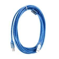 10FT 3M USB 2.0 Cable Cord for Canon PIXMA MG3522 MG2120 MG5120 MG2520 Printer