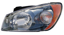Driver Side Head Light Assembly - Kia Spectra & Spectra5 - Value Grade