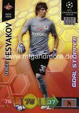 Adrenalyn XL Champions League 10/11 sergei pesyakov