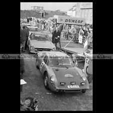 #pha.019278 Photo TULIP RALLY TULPEN RALLYE 1964 Car Auto