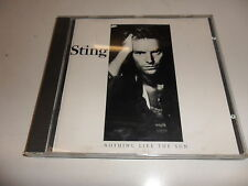 CD  Sting - Nothing Like the Sun