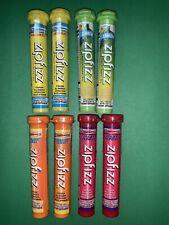 Zipfizz Healthy Energy Drink 8 units 4 flavors Different