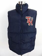 Men's TOMMY HILFIGER Bodywarmer Size L Sleeveless puffer jacket, padded NDR524
