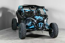 Can-Am Maverick X3 w/ Intrusion Bars (NOT Included) Half Windshield w/ Visor