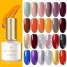 6 Bottles/Set BORN PRETTY Soak Off UV Gel Nail Polish Glitter Nail Art Varnish