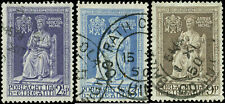 Ireland Scott #142 - #144 Complete Set of 3 Used