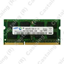 Barrette RAM DDR3 4Go 2Rx8 PC3 10600s 09 11 F3 M471B5273DH0 CH9 4Gb Mémoire