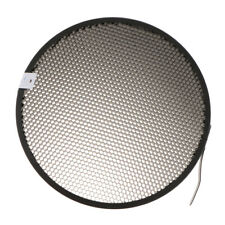 "30 Degree Honeycomb Grid Mesh for 7"" Standard Reflector Diffuser Lamp Shade"
