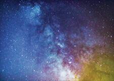 Schlafzimmer Nacht Himmel Tapete Wandkunst 320x230cm Sky Full Of Stars Foto