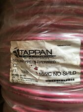 Tappan 5220UM/TYPE/CI-FPLR/RED Cable 1000'
