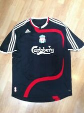 Liverpool away shirt 2007 2008. Third kit. Adidas. Large.
