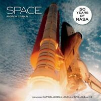 Space : A History of Space Exploration in Photographs, Hardcover by Chaikin, ...