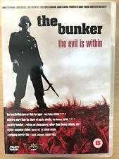 The Bunker DVD 2001 British World War II WW2 Horror Film Movie