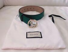 Gucci Gürtel GG Grün