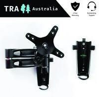 TRA DUAL arm LCD TV bracket with 2 mounting brackets Caravan RV Parts Jayco