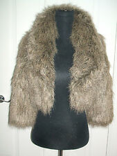 River Island Faux Fur Cropped Coats & Jackets for Women