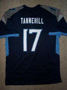 *IRREGULAR* Tennessee Titans RYAN TANNEHILL  nfl NIKE Jersey YOUTH KIDS BOYS (xl