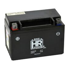 HR Bike 12V 8Ah GEL Motoradbatterie YTX9-BS 50812 GTX9-BS FTX9-BS CTX9-BS