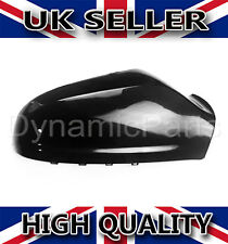 Vauxhall Astra H MK5 Wing Mirror Cover Cap Casing Right / OSF 04-09 Gloss Black