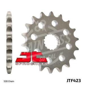 JT Sprockets 530 Front Sprocket Steel 16 Teeth Natural JTF423.16