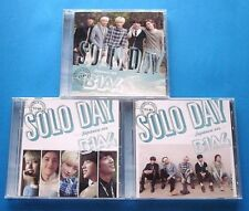 B1A4 SOLO DAY Japanese ver. A B C 3Type set 3CD+2DVD K-POP F/S