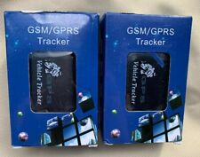 2 Hossen® Mini Gps Gprs Gsm Tracker Car Vehicle Sms Real Time Network Monitor.