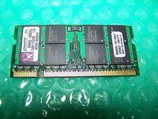 Kingston 2GB PC2-6400 DDR2-800MHz no ECC sin búfer CL6 200-Pin Memoria portátil