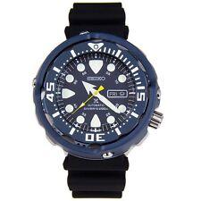 Seiko Silicone/Rubber Strap Analog Wristwatches
