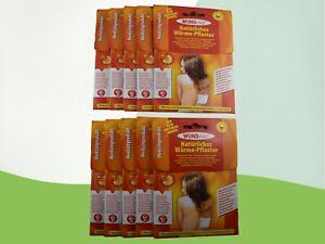Wundmed Wärmepflaster 13x9,5cm Rücken Wärmetherapie Pflaster, Wärmepad 20x, 50x