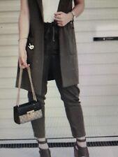 Target Khaki Waist Tie Cigarette Trouser / Pants, AU Size 8