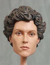 1:6 Custom Head Ellen Ripley (ALIENS) Sigourney Weaver