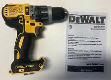 Dewalt DCD796 XR Hammer Drill / Drive Compact and Light Weight