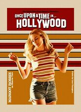 Once Upon A Time In Hollywood Movie Poster (24x36) - Margot Robbie, Tarantino v2