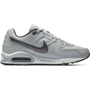 Nike Air Max Command Leather Herren Sneaker Schuhe Echtleder Classic Schnürschuh