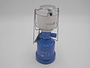 CAMPINGAZ Gaslampe SUPER LUMO 206 PZ mit Glühstrumpf ohne Kartusche u. Karton