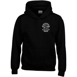Sons With Arthritis Hoodie Pocket Skull Motorbike MC Sons SOA Gift Sweatshirt