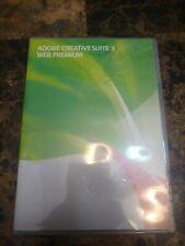 Adobe Creative Suite 3 Web Premium Design  (mac)