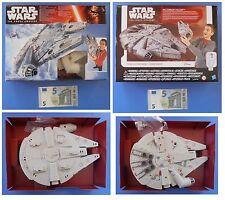 Star Wars astronave Millennium Falcon il risveglio della forza Hasbro Disney