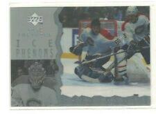 1996-97 Upper Deck Ice #90 Jose Theodore (ref54033)